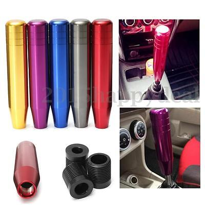 Shift Knob Universal 5 6 Speed Manual Gear Lever Stick Aluminum Racing M8 M10 12