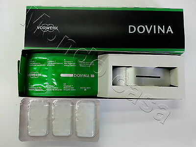 Profumatori Dovina Fragrance con Clip Vorwerk Folletto VK140/150 Originale 05190