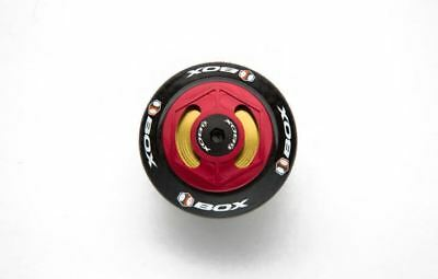 Box Headset Carbon Ntergrated 1 1/8 Red