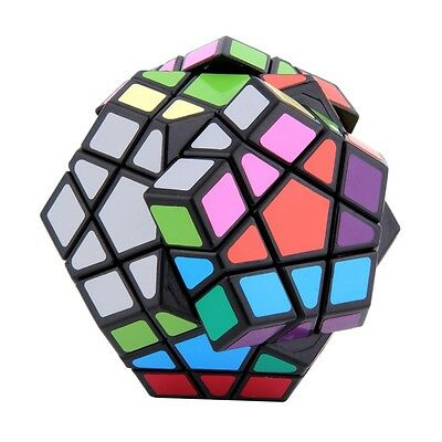 1pc New 12-side Megaminx Magic Cube Puzzle Twist Toy 3D CUBE Education Gift AO
