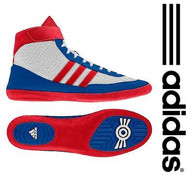 adidas Wrestling Shoes (boots) Ringerschuhe Combat Speed 4 Chaussures de Lutte