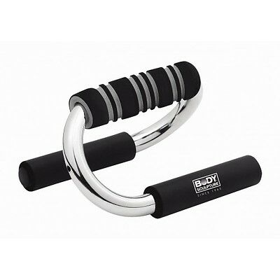 Body Sculputre Gym Exercise & Fitness Strength Training Push Up Bars Pair