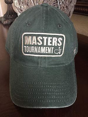 Rare and limited -2016 MASTERS VINTAGE Styled Golf Hat from AUGUSTA NATIONAL