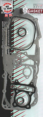 Gasket Set 57.4mm Long Case GY6 150 157QMJ Scooter Moped ATV ~ US Seller