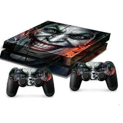 Skin Sticker Decal For PS4 PlayStation Console Controller Gamepad