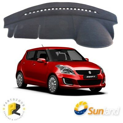 Suzuki Swift FZ 2011+ Dash Mat Sunland Charcoal S3906