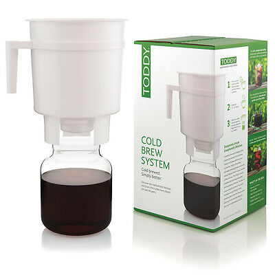 Toddy Cold Brew System T2N Coffee Maker - White