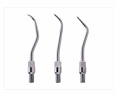 Tips S1 S2 S3 For New Style Dental Air Scaler Handpiece Sonic Perio Hygienist CE