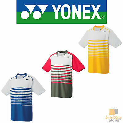YONEX Tennis Crew Neck Shirt Match Performance Tee T Shirt Top 12103EX New