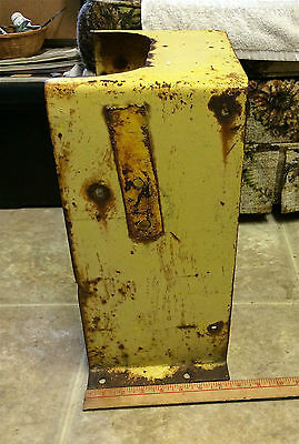 FORD 555 Backhoe Hydraulic Control Cover