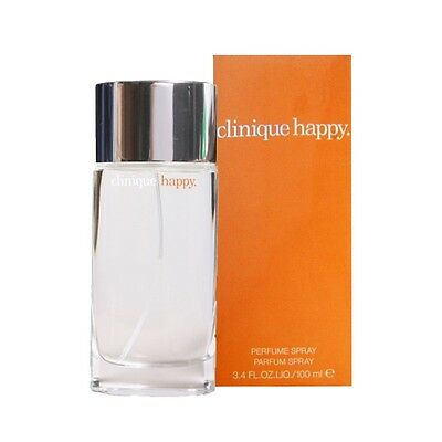 CLINIQUE HAPPY  100ml EDP Spray for Women By CLINIQUE