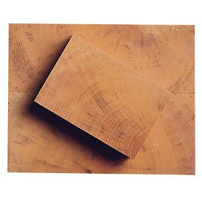 Lawrence Boxwood Block for Wood Engraving - Choose Size