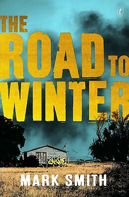 The Road to Winter by Mark Smith Paperback Book Free Shipping!