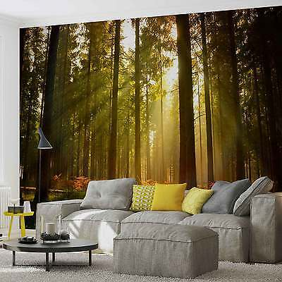 WALL MURAL Flowers Forest Nature XXL PHOTO WALLPAPER (576DC)
