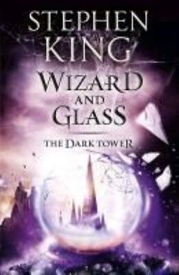 The Dark Tower IV: Wizard and Glass by Stephen King Paperback Book (English)