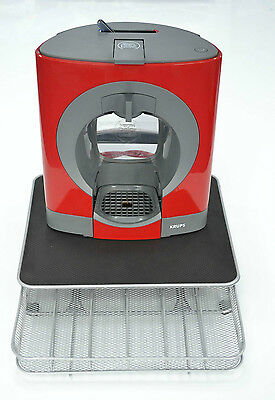 Coffee Machine Stand 30-60 CAPSULES Coffeemaker Holder Storage Pod Dolce Gusto