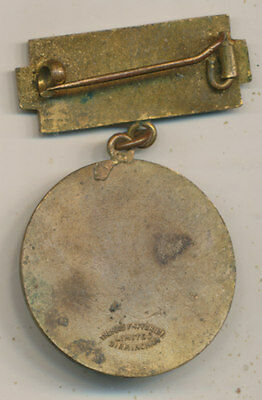 Cyanides 1932 Reunion Dinner badge (London College of Pharmacy)