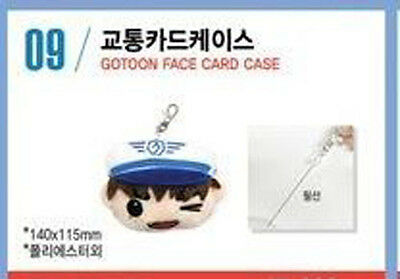 Got7 Got 7 Fly In Seoul Final Concert Official Goods Gotoon Face Card Case New