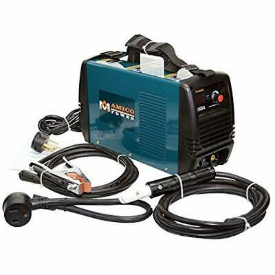 S160-DR 160 Amp Stick/Arc/MMA DC Inverter Welder 115/230V Dual Voltage Welding