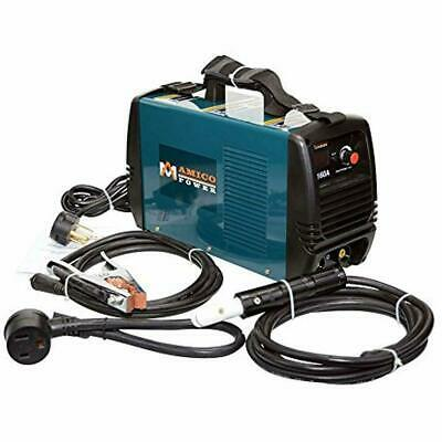 S160AM, 160 Amp Stick ARC DC Welder, 115V & 230V Dual Voltage Welding Soldering