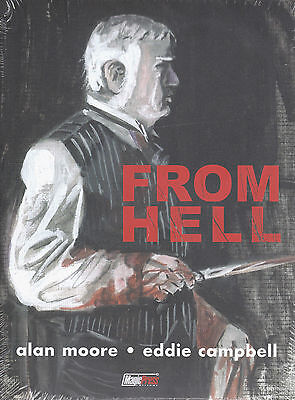 FROM HELL (Moore - Campbell) - Edizione Magic Press 2014 - nuovo