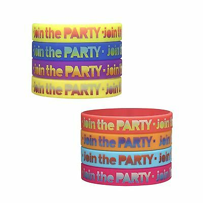 Zumba Fitness Ready For Lift Off Rubber Bracelet! Choose Between 8 Colors!!