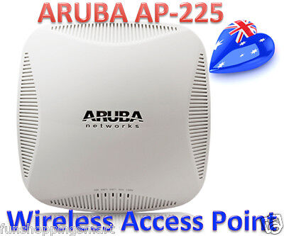 Aruba Wireless Access Point AP225 used in great condition + BONUS ceiling mount