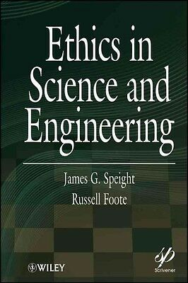 Ethics in Science and Engineering by Russell Foote Hardcover Book (English)