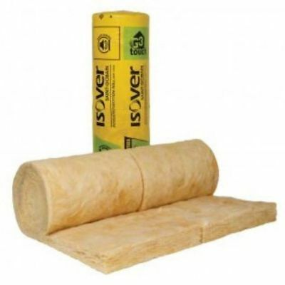 25mm Isover Acoustic Partition Roll APR Insulation 24m² FREE DELIVERY