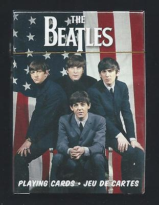 The Beatles Playing Cards New in Box