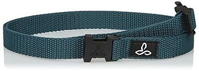 prAna Chalkbag Belt, One Size, Deep Teal