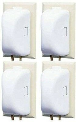 Safety 1st Plug N Outlet Covers - 4 Pack