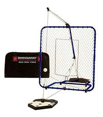 Swing-A-Way Pro Traveler w/ Water Filled Home Plate