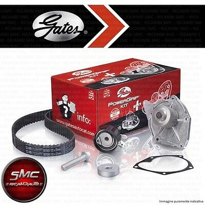 Kit distribuzione + Pompa acqua GATES FIAT GRANDE PUNTO (199) 1.4 Natural Power