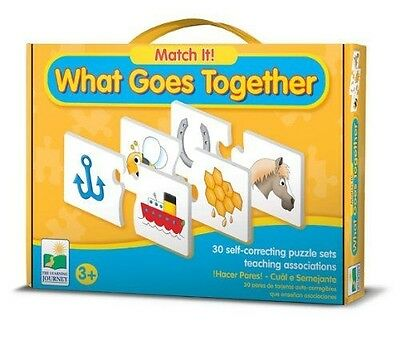 The Learning Journey Match It! What Goes Together