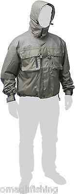 Leeda Volare Fly Wading Waterproof & Breathable Jacket*Sizes M-XXL*Game Fishing