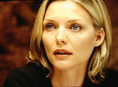 "MICHELLE PFEIFFER in ""A Thousand Acress"" - Original 35mm COLOR Slide"