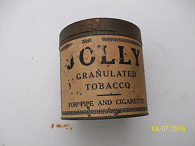 Jolly Granulated Tobacco TIn