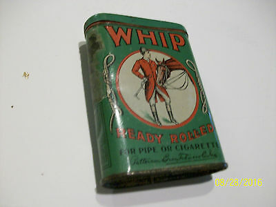 Whip Pocket Tobacco TIn Small Version Nice