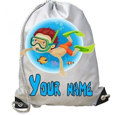 VIP VERY IMPORTANT PRINCESS PERSONALISED GYM NAMED GIFT DANCE BAG SWIMMING