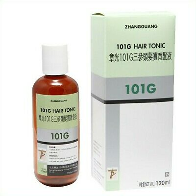 101G Hair Tonic for stopping hair loss and make hair to re-grow
