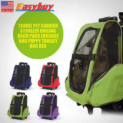 Portable Pet Small Dog Cat Sided Carrier Travel Tote Shoulder Bag Cage