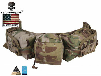 Emerson Military Sniper Waist Pack Hunting Bag Airsoft Paintball Gear MC EM5750