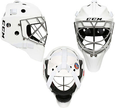 CCM 9000 NON-CERTIFIED CAT EYE GOALIE MASK - '15 MODEL - Sr