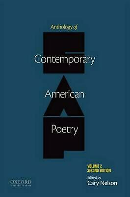 Anthology of Contemporary American Poetry: Volume 2 by Cary Nelson (English) Pap