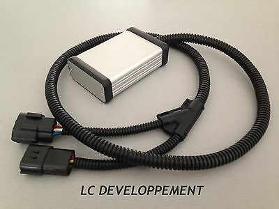 PEUGEOT PARTNER 2.0L HDI 90 CH - Boitier additionnel Puce Chip Power System Box