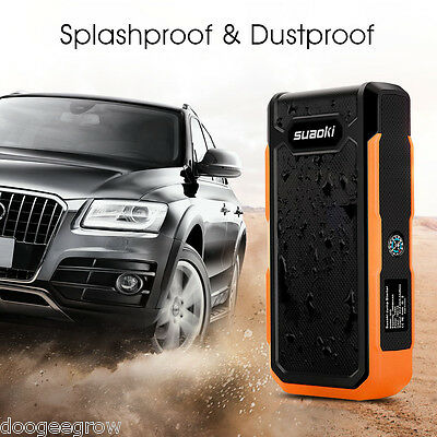20000mAh véhicule 12V car Jump Starter Urgence Booster Jump Start Auto Chargeur
