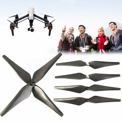 4x Carbon Fiber 9450 Propellers Self-Locking Blades For Drone DJI Phantom 2 3