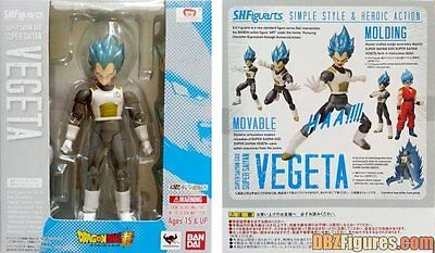 Dragon Ball Z: Resurrection 'F' S.H. Figuarts - Super Saiyan God Vegeta