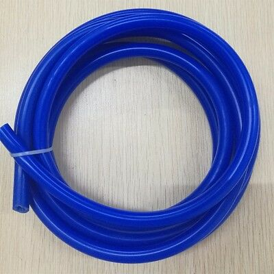 "3 Meters Vacuum Silicone 3/8"" (10MM) Fuel/Air Hose/Line/Pipe/Tube Blue"